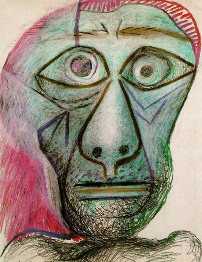 12-picasso-self-portrait