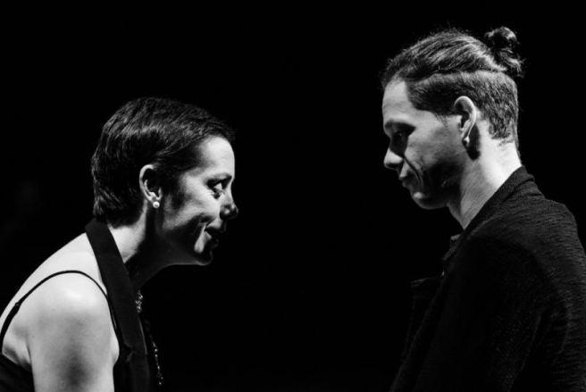 Salė (G. Piktytė) ir Deividas (A. Kleinas) / © Remio Ščerbauskio nuotr.