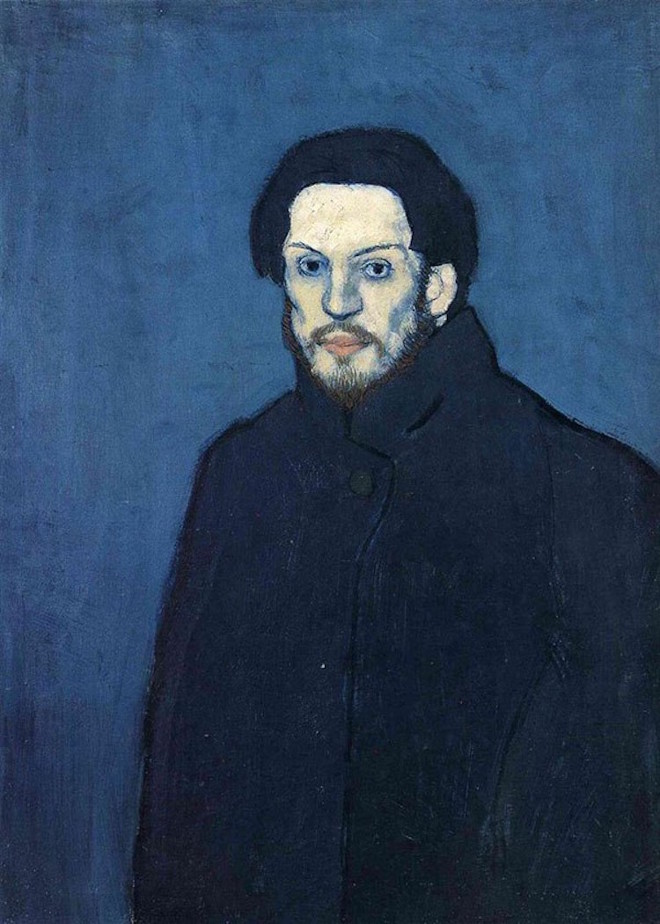 3-picasso-self-portrait