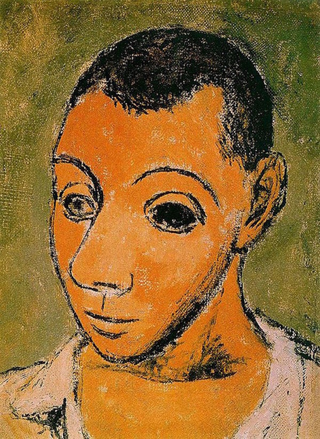 4-picasso-self-portrait