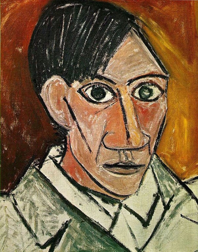 5-picasso-self-portrait