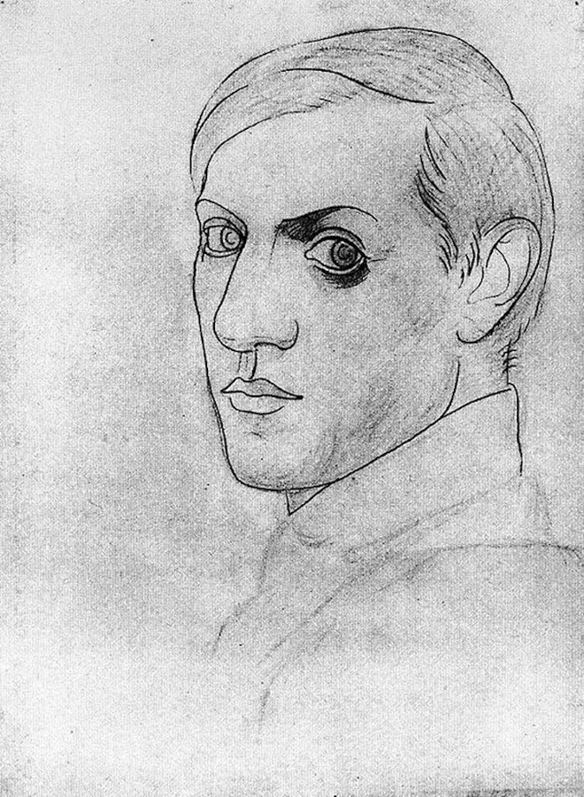 6-picasso-self-portrait