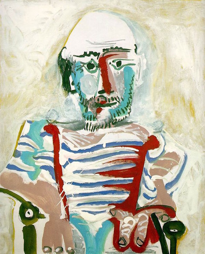 8-picasso-self-portrait