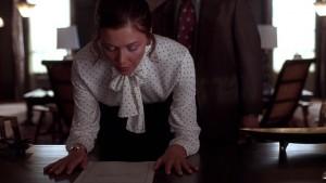 """Kino filmo """"Secretary"""" kadras"""