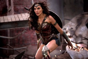 "Kino filmo ""Wonder Woman"" kadras"