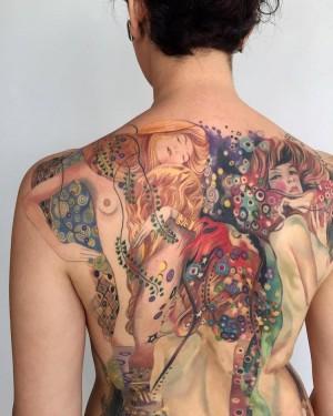 Tattoo: Amanda Wachob