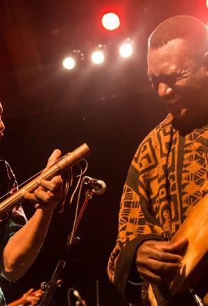 Lietuvoje koncertuos vienas žymiausių Vakarų Afrikos muzikos meistrų