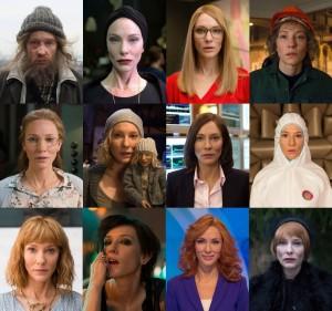 "Cate Blanchett kino filme ""Manifesto"""