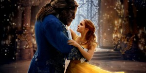 "Kino filmo ""Beauty and the Beast"" kadras"