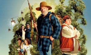 "Kino filmo ""Hunt for the Wilderpeople"" kadras"