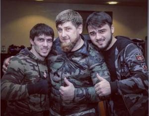instagram.com/kadyrov_95/ archyvo nuotr.