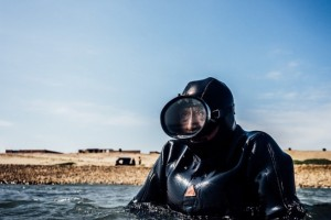 """© Berta Tilmantaitė """"Šienaujant vandenyną"""""""