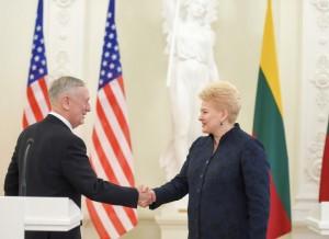 Lietuvos Respublikos Prezidento kanceliarijos / Roberto Dačkaus nuotr.