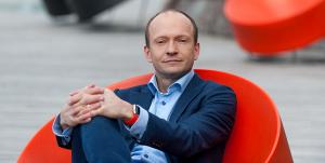 """""""Swedbank"""" vyriausiasis ekonomistas dr. Nerijus Mačiulis"""