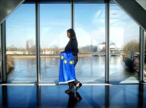 ES Stambulo konvenciją pasirašė birželio 13 d. Europos parlamento nuotr.