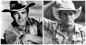 Clint Eastwood kairėje  ir Scott Eastwood dešinėje / organizatorių archyvo nuotr.