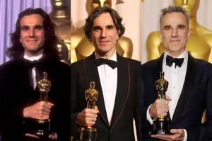 "Daniel Day-Lewis ""Oskarų"" teikimo ceremonijose"