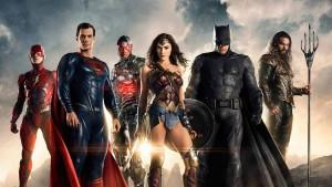 "Kino filmo ""Justice League"" plakatas"