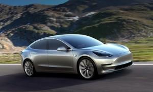 Tesla modelis 3 / Tesla.com archyvo nuotr.
