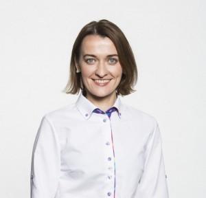 Giedrė Kaminskaitė-Salters/ asmeninio archyvo nuotr.