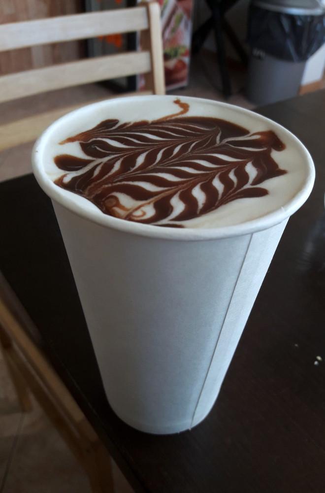 Ruta. Saldainiai ir kava