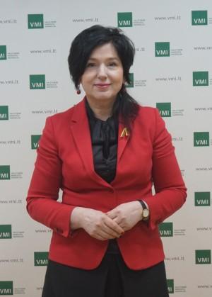 Kauno AVMI viršininkė_J.Stankienė / Organizatorių archyvo nuotr.