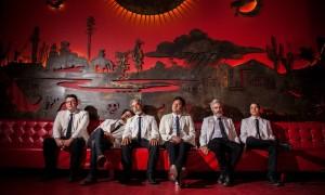 """Grupė ,,Orkestra Mendoza"""" / organizatorių archyvo nuotr."""