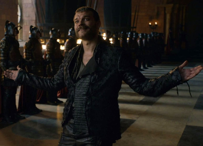 Game of trones euron-greyjoy