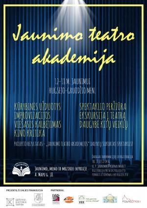 Jaunimo teatro akademija