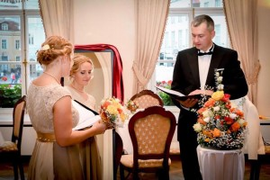Sologaminės vestuvės.