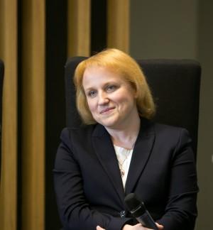 """Rasa Beskajevienė, """"Equinox Europe"""" direktorė / Organizatorių archyvo nuotr."""