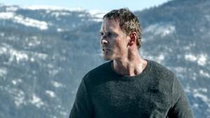 "Michael Faassbender filmo ""The Snowman"" kadras"