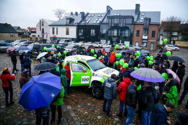 Agrorodeo Dakaro ekipazas Kedainiuose (2)