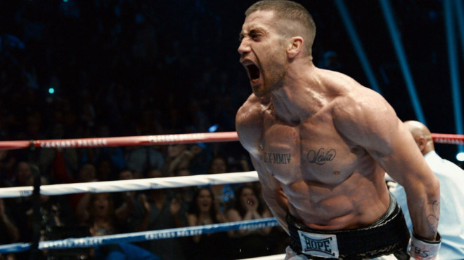 Billy Hope Southpaw (2015)