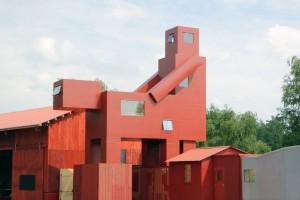 """Atelier Van Lieshout's  kūrinys: """"Domestikator"""""""