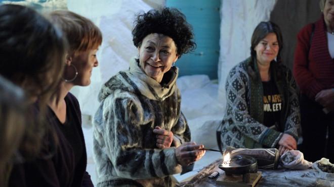 Filmo Inuitu pyktis kadras