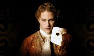 """Heath Ledger filmo """"Casanova"""" kadras"""