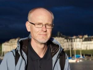 Prof. Jonas Ruškus. Asmeninio albumo nuotr.