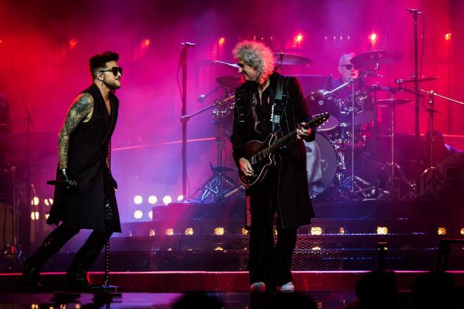 Queen koncertas Kaune