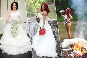 Katlynn McKee skyrybų fotosesija