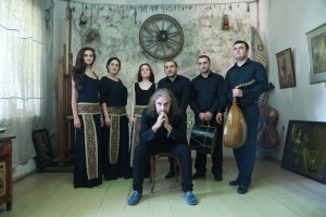 The Naghash Ensemble / Organizatorių archyvo nuotr.