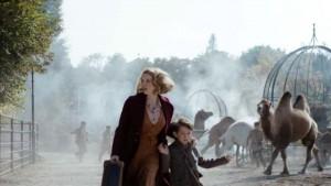 "Filmo ""The Zookeeper's Wife"" kadras"