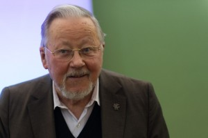 Vytautas Landsbergis / KTU archyvo nuotr.
