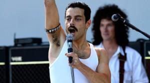 """Filmo """"Bohemian Rhapsody"""" kadras"""
