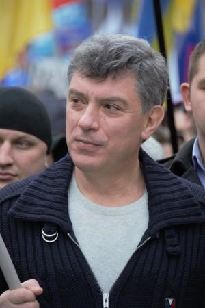 Borisas Nemcovas  © Wikimedia Comons archyvo nuotr.