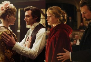 "Filmų ""Illusionist"" ir ""The Prestige"" kadrai"