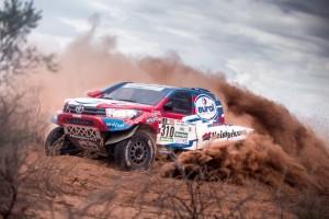 Andriaus Lauciaus užfiksuota Dakaro ralio akimirka