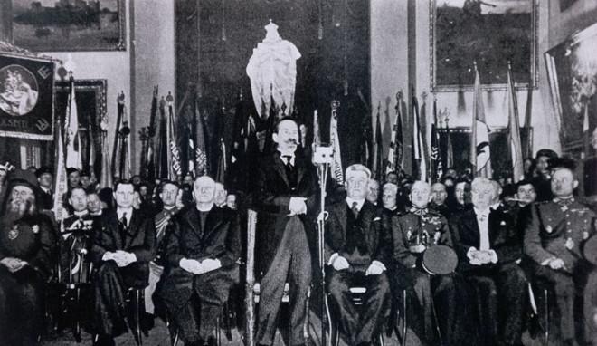 Antanas Smetona vasario 16