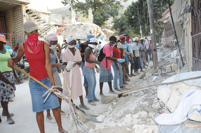Haiti_Cash-for-Work_Programme