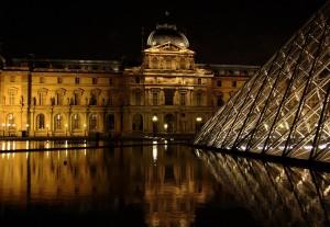 Luvro muziejus, Paryžiuje © Wikimedia Commons archyvo nuotr.